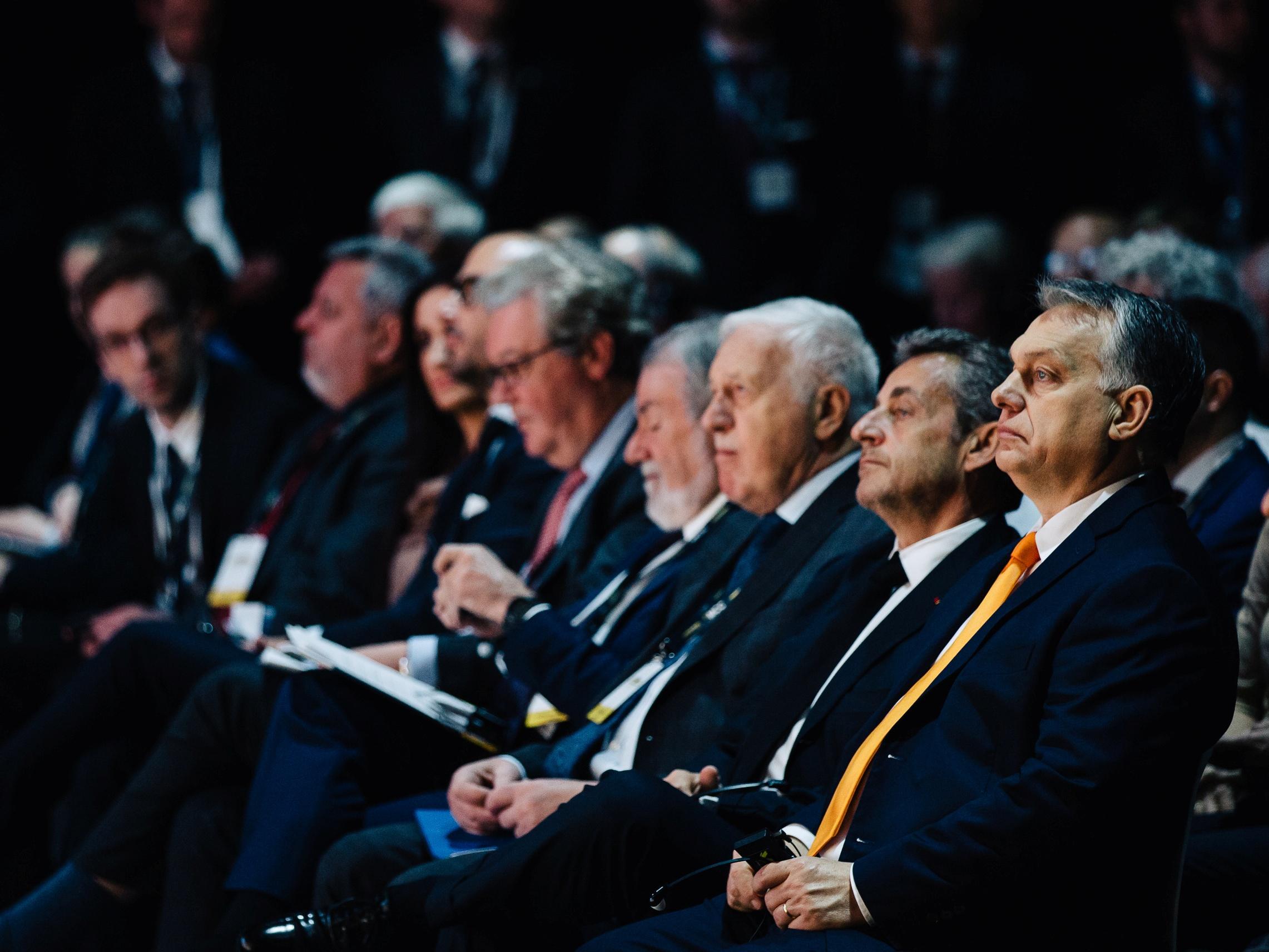 Mathias Corvinus Collegium – Budapest Summit on Migration
