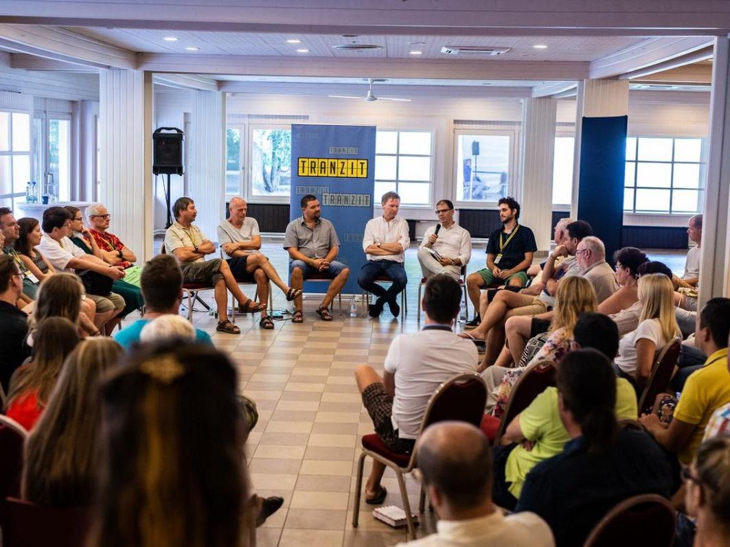 Kommentár Alapítvány – Tranzit fesztivál