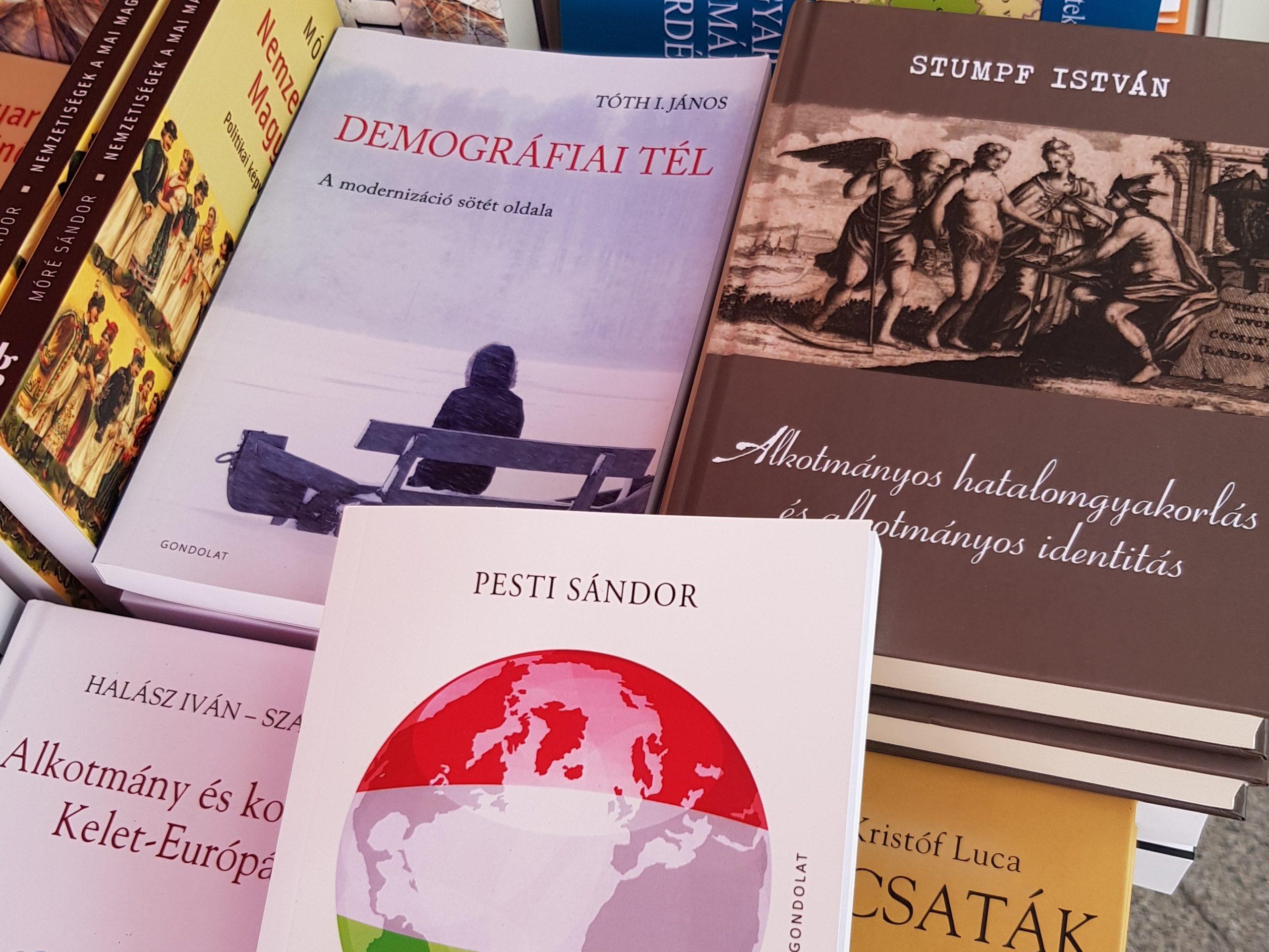 Gondolat Kiadó – könyvvásár