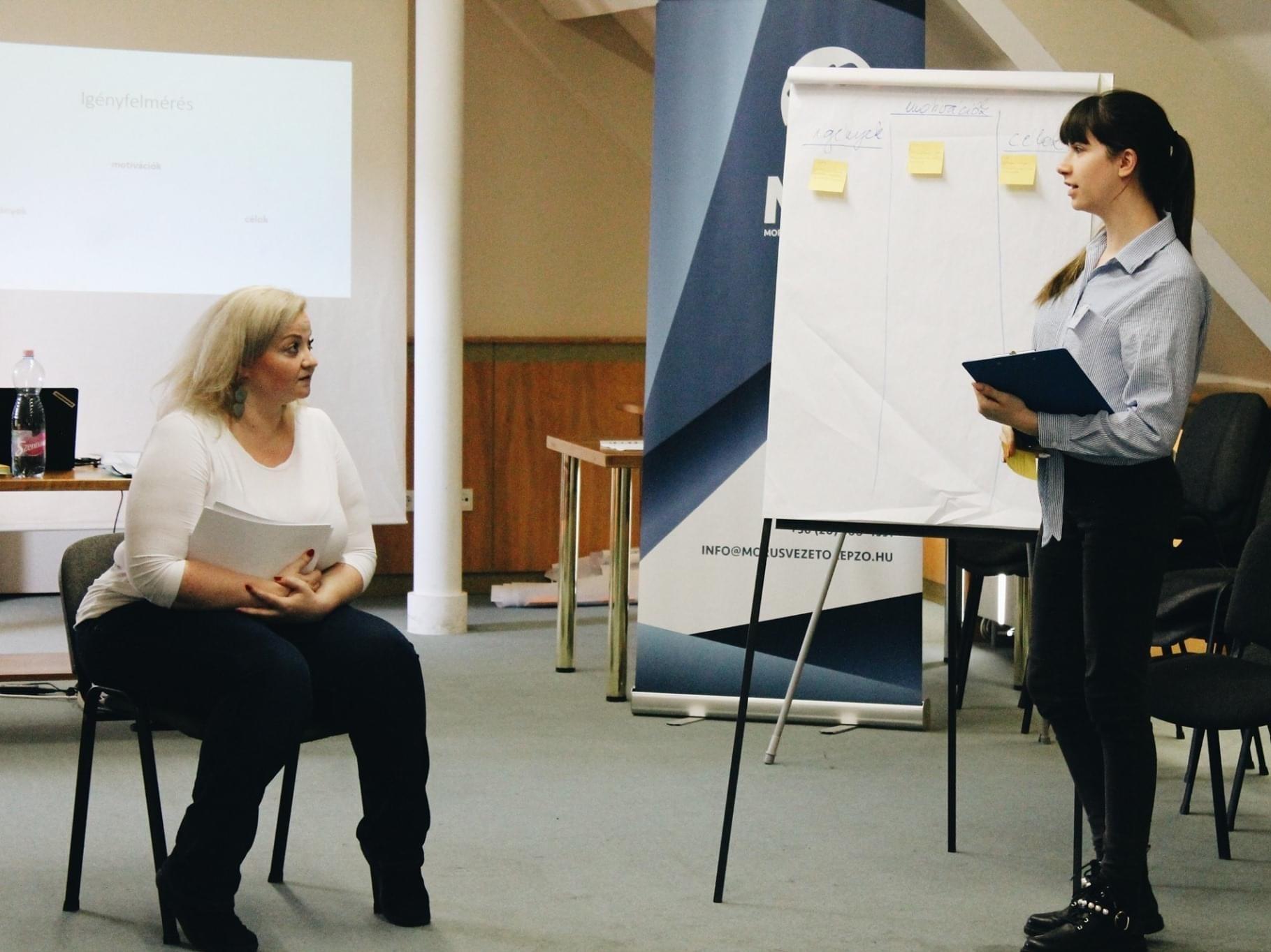 Magyar Vezetőképző Alapítvány – workshop